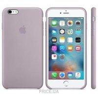 Фото Apple iPhone 6s Plus Silicone Case - Lavender (MLD02)