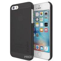Фото Incipio Feather for iPhone 5/5S/SE Pure Case Black (IPH-1436-BLK)