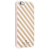 Фото Kate Spade New York Hardshell Case For iPhone 6 Gold Pink (KSIPH-023-DSBC-V)