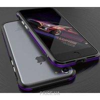 Фото Luphie Blade Sword Bumper iPhone 7 Black Violet