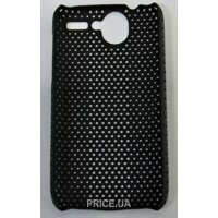 Фото EasyLink Perforated mesh case HTC WildFire black