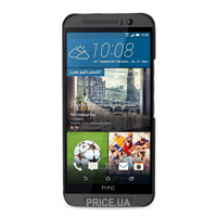 Фото Stenk Кожаная накладка Cover для HTC One M9 Plus