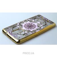Фото Younicou Diamonds Chrome Xiaomi Redmi Note 3/Note 3 Pro Ornament