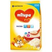 Фото Milupa Каша молочная рисовая, 210 г