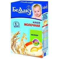 Фото Беллакт Каша Молочная овсяная, с 5 мес. 200 г