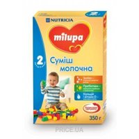 Фото Milupa Молочная смесь 2 350 г