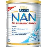 Фото Nestle NAN безлактозный 400 г