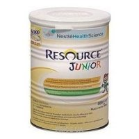 Фото Nestle Смесь Resource junior 400 г, 12 мес.