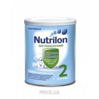 Фото Nutricia Nutrilon 2 кисломолочный, 400 г