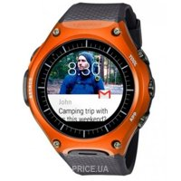 Фото Casio WSD-F10 Smart Outdoor Watch - Black/Orange
