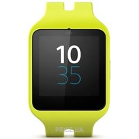Фото Sony SmartWatch 3 SWR50 (Lime)