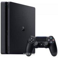 Сравнить цены на Sony PlayStation 4 Slim 500Gb