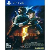 Фото Resident Evil 5 HD (PS4)