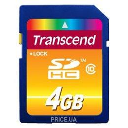 Transcend TS4GSDHC10