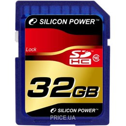 Silicon Power SP032GBSDH010V10