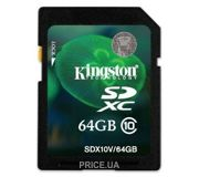 Фото Kingston SDX10V/64GB