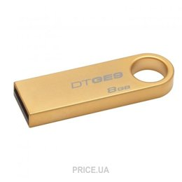 Kingston DTGE9/8GB