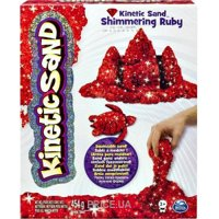 Фото Wacky-Tivities Kinetic Sand Metallic Красный (71408Rub)