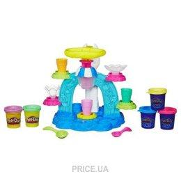 Фото Hasbro Play-Doh Фабрика Мороженого (B0306)