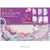 Фото ZiBi Заготовка для открыток Viola (ZB.18203-AF)