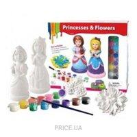 Фото CHAMPION Принцессы и цветы (DIY-222)