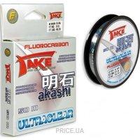 Фото Lineaeffe Take Akashi Ultraclear Fluorocarbon (0.18mm 50m 6.00kg)