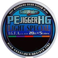 Фото Sunline PE Jigger HG Light Special (0.128mm 200m 4.2kg)