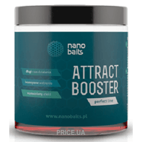 Фото Nano Baits Бустер Attract Booster Perfect Line (plum) 200ml