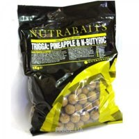 Фото Nutrabaits Бойлы Trigga Pineapple & N-butyric 20mm 1,0kg