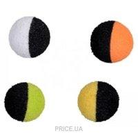 Фото Prologic Бойлы Foam Twin Color Balls 14mm 12pcs