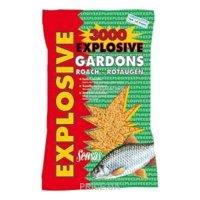 Фото Sensas Прикормка 3000 Explosive Gardons плотва 1,0kg