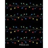 Фото Luca Lighting Гирлянда линейная мультицветная 12.5м 500 LED-ламп (372208)