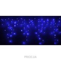 Фото Delux Icicle 120 LED 2x0.9m желтый/черный IP44 (10008265)