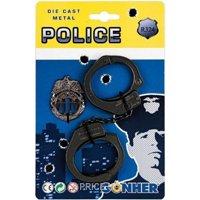 Фото GONHER Набор полицейского с наручниками (324/0)