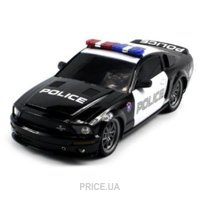 Фото Maisto Ford Mustang GT Police Black/White, 1:18 (36203)