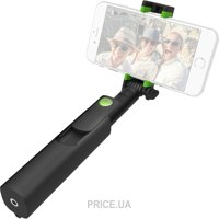 Фото iOttie MiGo Mini Selfie Stick, Pole Black (HLMPIO120BK)