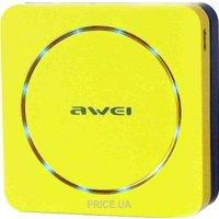 Фото Awei Power Bank P88k 6000mAh Black/Yellow