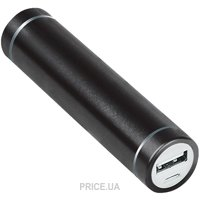 Фото Drobak Power Bank Alum 2200 mAh Black (608707)
