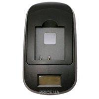 Фото ExtraDigital Зарядное устройство для Panasonic DMW-BCD10, S007, S007E (LCD) - DV0LCD2147