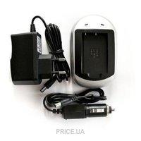 Фото PowerPlant Зарядное устройство для Sony NP-BG1 (DV00DV2203)