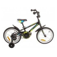 Фото Велосипед детский Lerock RX16 Boy (черный) Цвет: ч