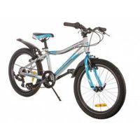 Фото Велосипед детский Lerock RX20S (серебристый) Цвет: