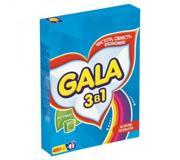 Фото Gala Стиральный порошок Автомат 3 в 1 Яркие цвета 400 г