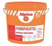 Цены на ALPINA Шпаклевка Alpina Expert Feinspachtel 25 кг , фото