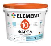 Фото Element Краска Element 10 силиконовая 10 л Силикон