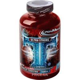 Фото IronMaxx TT Ultra Strong - 100% Tribulus 180 tabs