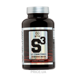 Gifted Nutrition S3 Testosterone Booster 60 caps
