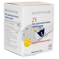 Фото Bionime GS300 Rightest 25 шт