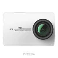 Фото Xiaomi Yi 4K Action Camera Pearl White Travel Edition