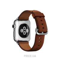 Фото Apple Saddle Brown Classic Buckle для Watch 38mm MLDY2